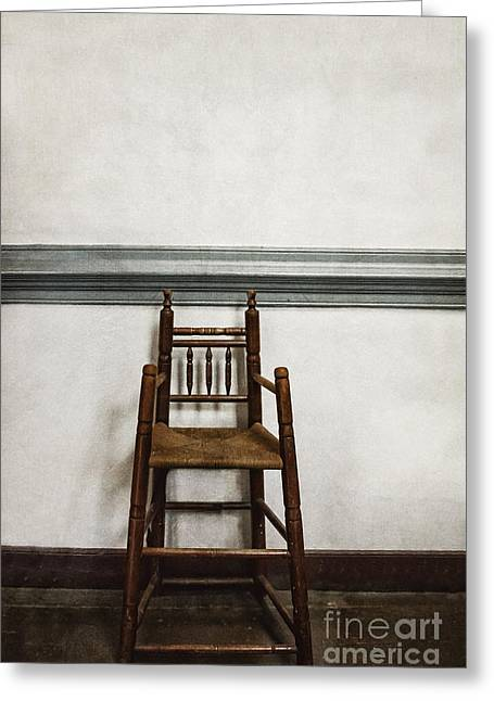 Empty Chairs Greeting Cards - Comforts of Home Greeting Card by Margie Hurwich