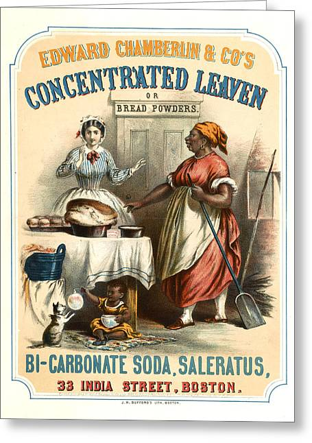 Antique Digital Art Greeting Cards - Concentrated Leaven Greeting Card by Gary Grayson