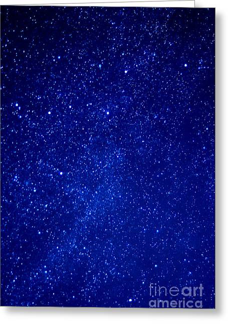 Constellation Greeting Cards - Constellation Cassiopeia  Greeting Card by Thomas R Fletcher