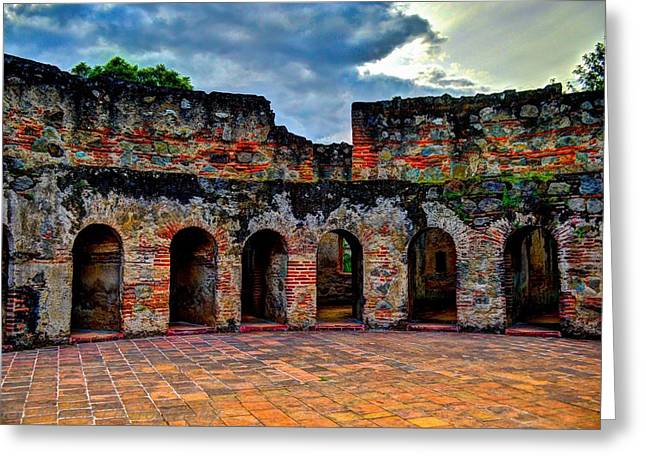 Antigua Greeting Cards - Convent of Capuchins Greeting Card by Dado Molina