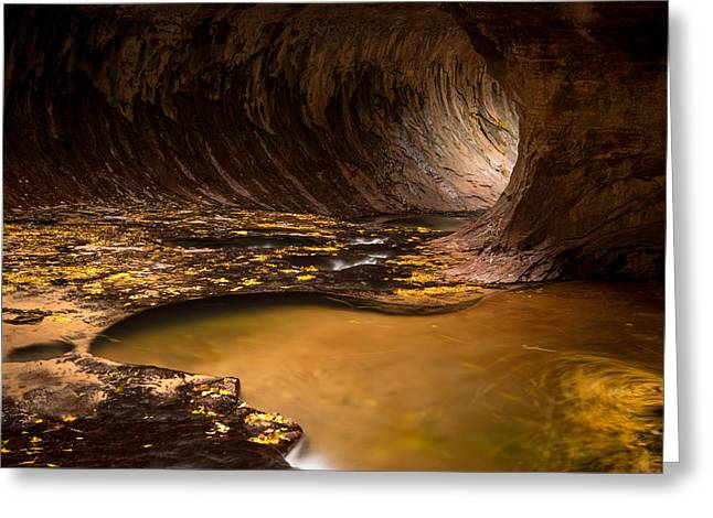 Southern Utah Greeting Cards - Conveyance Greeting Card by Dustin  LeFevre