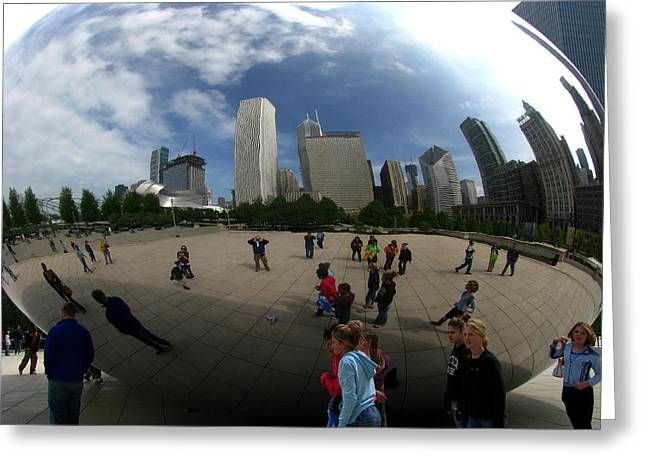 The Bean Greeting Cards - Cool Bean Greeting Card by Steve Phillips