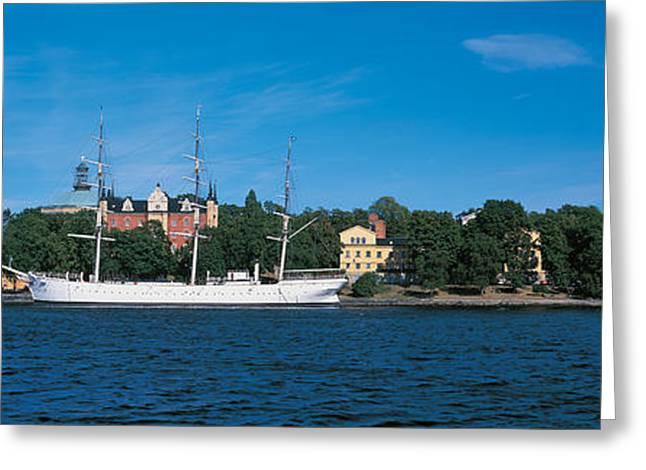 Copenhagen Denmark Greeting Cards - Copenhagen Denmark Greeting Card by Panoramic Images
