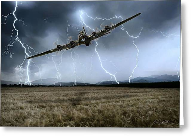 Historic England Greeting Cards - Couldnt Stand The Weather Greeting Card by Peter Chilelli