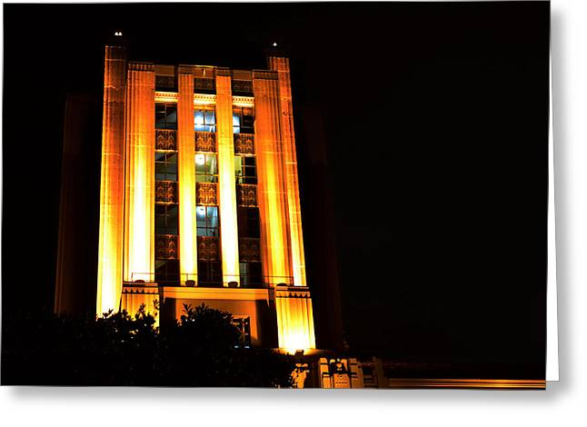 Public Administration Greeting Cards - County Administration Building Greeting Card by See My  Photos
