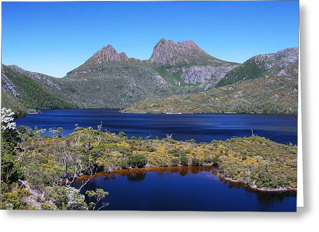 Cradle-mountain Greeting Cards - Cradle Mountain Greeting Card by Dan Breckwoldt