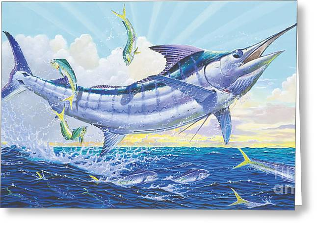 Igfa Greeting Cards - Crasher Off0034 Greeting Card by Carey Chen