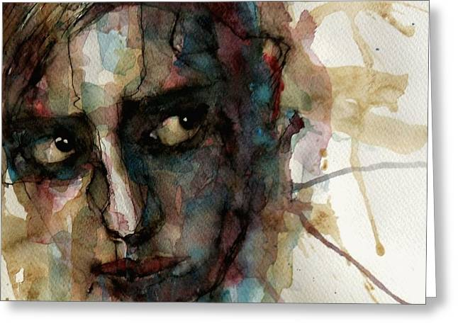 Singer Paintings Greeting Cards - Creole Goddess Greeting Card by Paul Lovering