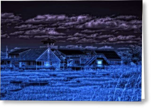 Hdr Landscape Greeting Cards - Crisp Greeting Card by Thomas  MacPherson Jr