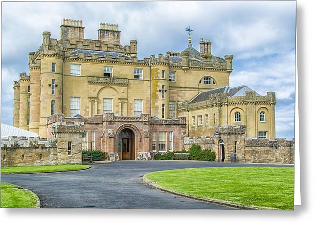 Robert Adam Greeting Cards - Culzean Castle - Scotland Greeting Card by Alan Toepfer