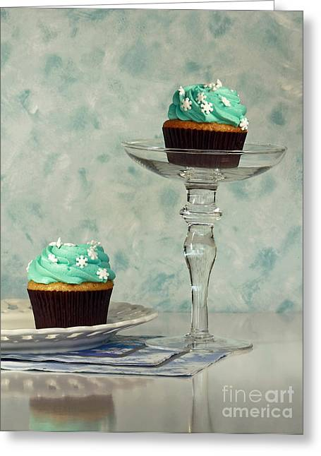 Cupcake Frenzy Greeting Cards - Cupcake Frenzy Greeting Card by Inspired Nature Photography By Shelley Myke