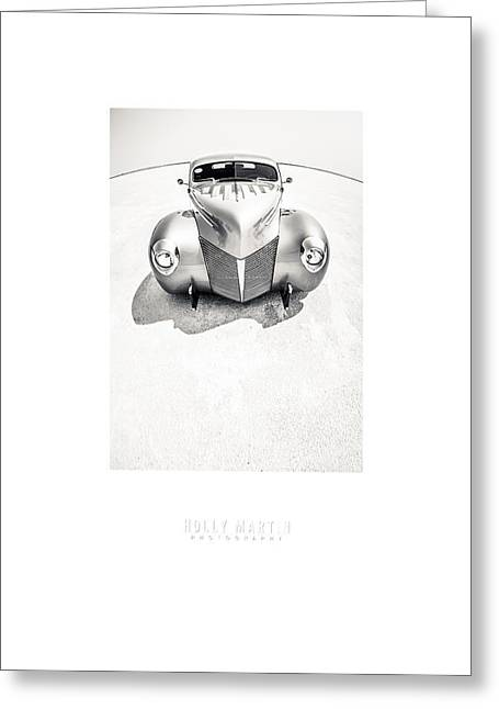 Bonneville Pictures Greeting Cards - Custom Salt  Greeting Card by Holly Martin