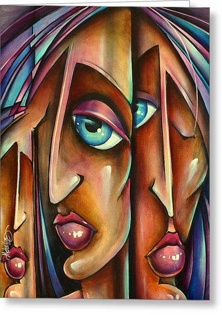 Animate Greeting Cards - cut Greeting Card by Michael Lang