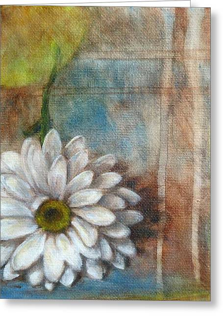 Daisies Greeting Cards - Daisy For You Greeting Card by Josh Hertzenberg
