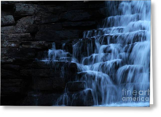 Recently Sold -  - Devils Den Greeting Cards - Dam Greeting Card by Jennifer Churchman