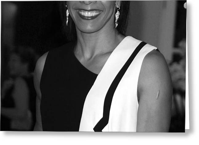 Dame Kelly Holmes 1 Greeting Card by Jez C Self