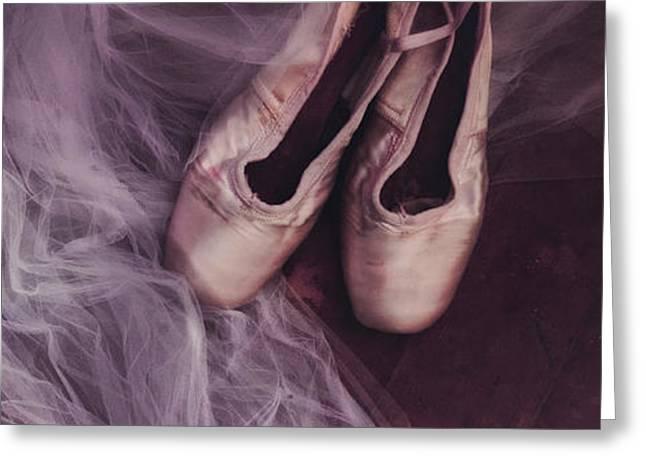 danse classique Greeting Card by Priska Wettstein