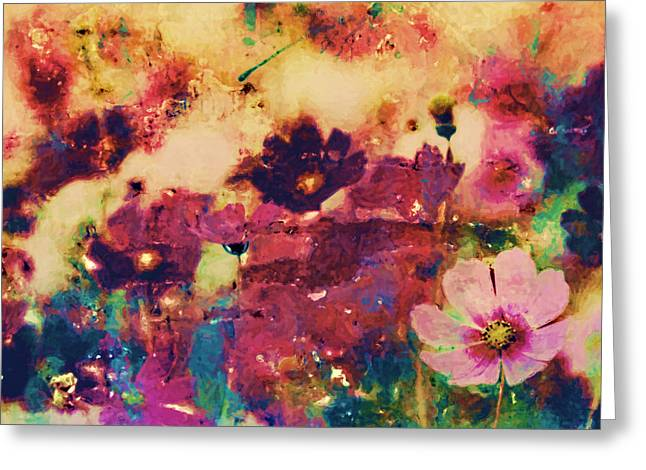 Hidden Desires Greeting Cards - Dare to be Yourself Greeting Card by Joe Misrasi