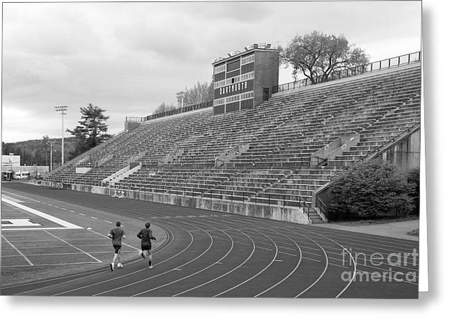 Special Occasion Greeting Cards - Dartmouth College Memorial Field Greeting Card by University Icons