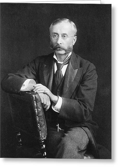 David Ferrier Greeting Card by National Library Of Medicine