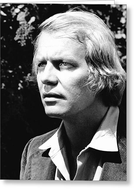 Souls Greeting Cards - David Soul in Salems Lot  Greeting Card by Silver Screen