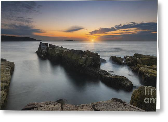 Ver Sprill Photographs Greeting Cards - Dawn of A New Day Greeting Card by Michael Ver Sprill