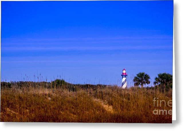 Sea Oats Greeting Cards - Dawns Early Light Greeting Card by Marvin Spates