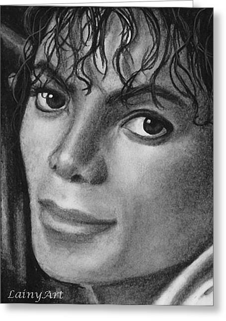 Mj Drawings Greeting Cards - Day 12 Greeting Card by Alaina Ferguson
