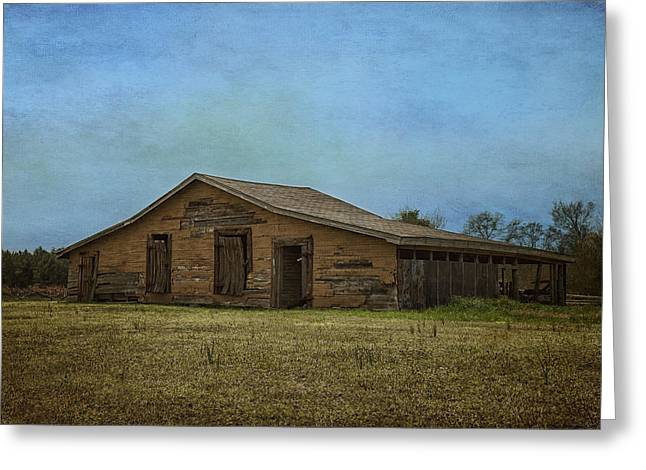 Shed Greeting Cards - Days Gone By Greeting Card by Kim Hojnacki