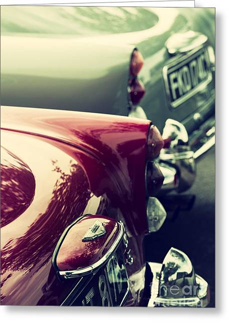 Motor Vehicles Greeting Cards - Db5  Greeting Card by Tim Gainey