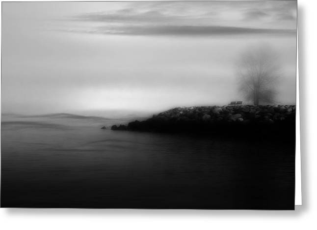 Vancouver Greeting Cards - Death Of A Love Song Greeting Card by Jerry Cordeiro