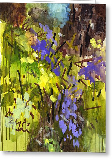Deep In Summer Greeting Card by Douglas Simonson
