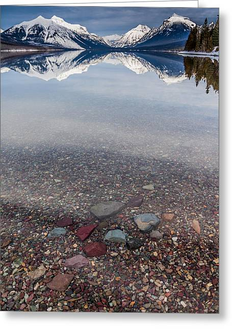 Photos For Sale Greeting Cards - Deep Water Greeting Card by Aaron Aldrich
