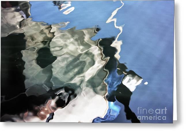 Kate Mckenna Greeting Cards - DeHaviland Float Plane Greeting Card by Kate McKenna
