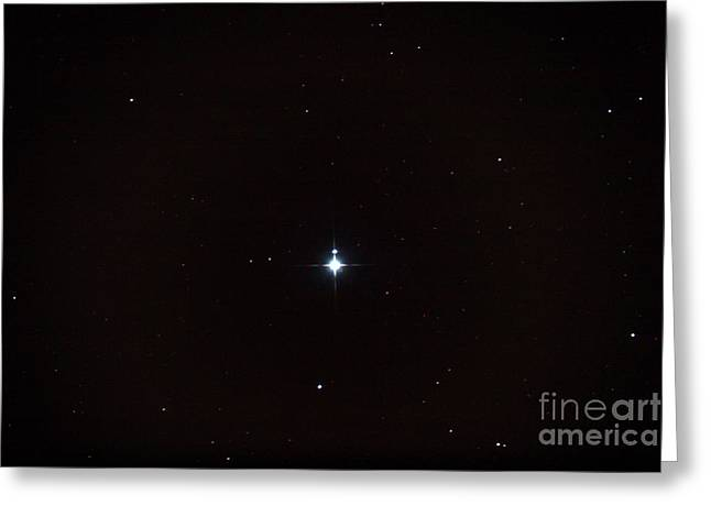 Orionis Greeting Cards - Delta Orionis Greeting Card by John Chumack