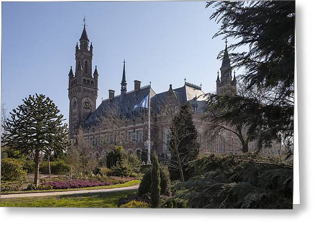 The Hague Greeting Cards - Den Haag Greeting Card by Joana Kruse