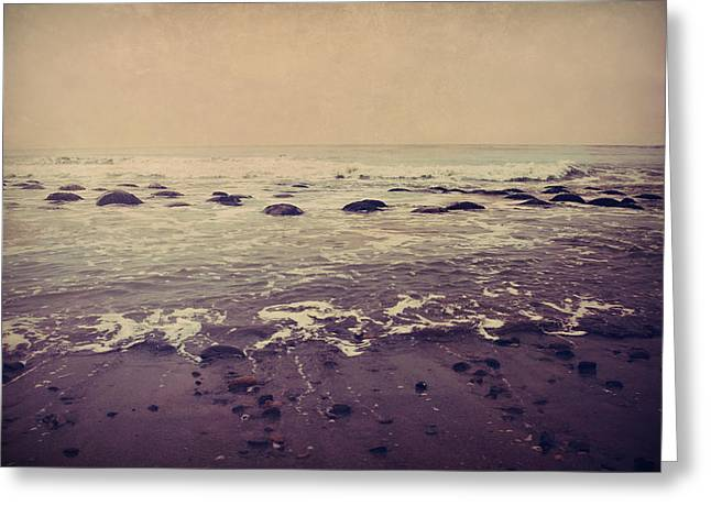 Beach Landscape Greeting Cards - Destined to Be Greeting Card by Laurie Search