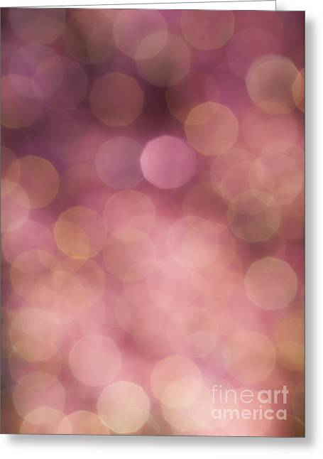 Vivid Colour Greeting Cards - Destiny Greeting Card by Jan Bickerton