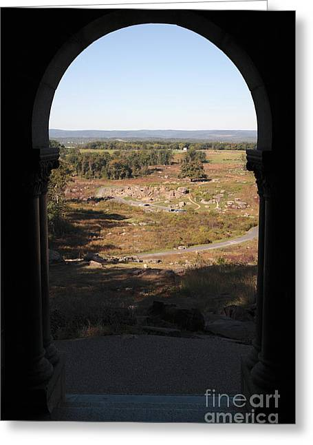 Best Sellers -  - Devils Den Greeting Cards - Devils Den from Little Round Top in Gettysburg Greeting Card by William Kuta