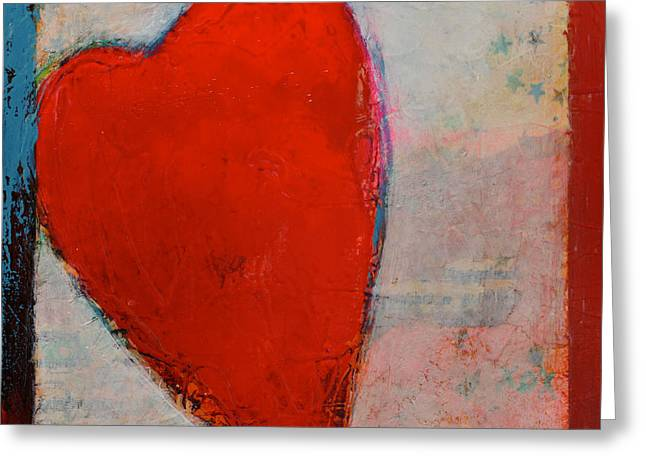 You Of A Greeting Cards - Did I Tell You I Love You? Greeting Card by Johane Amirault