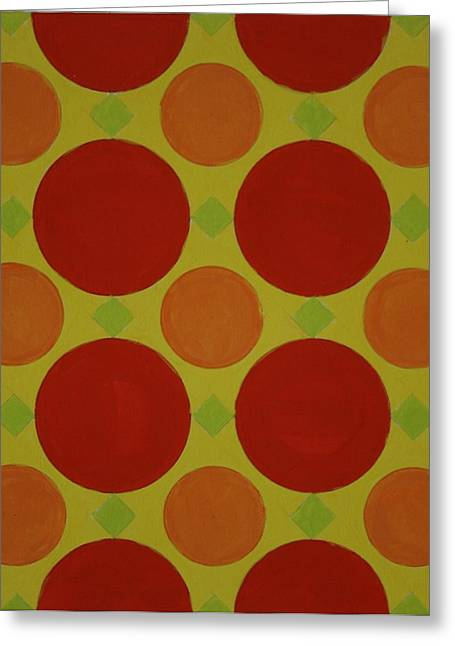 Stacy Bottoms Greeting Cards - Dimensions Number 2 Greeting Card by Stacy C Bottoms