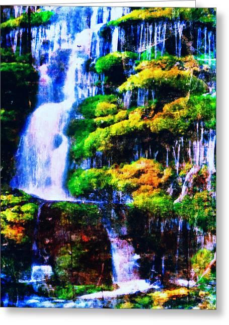 Hidden Desires Greeting Cards - Discover Peace Greeting Card by Joe Misrasi