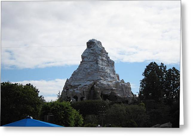 Disneyland Greeting Cards - Disneyland Park Anaheim - 12123 Greeting Card by DC Photographer