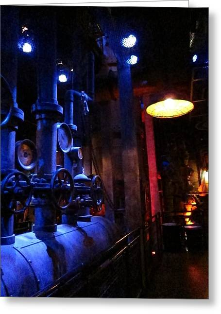 Disney Greeting Cards - Disneyland Park Anaheim - 121241 Greeting Card by DC Photographer
