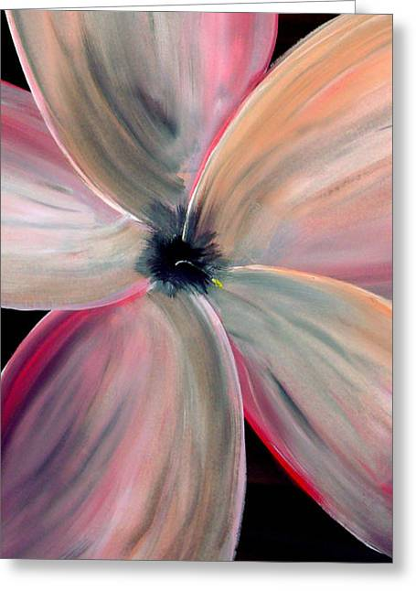 Dogwood Bloom Greeting Card by Mark Moore
