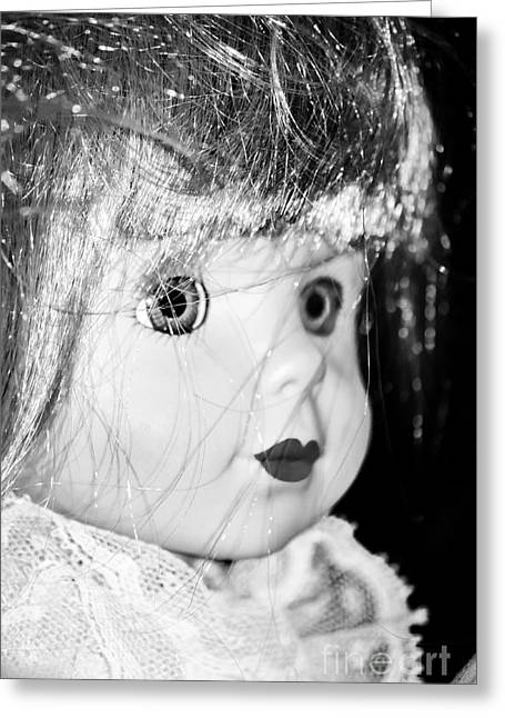 Daughter Gift Greeting Cards - Doll 12 Greeting Card by Robert Yaeger