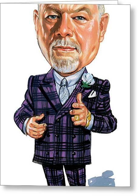 Don Grapes Cherry Greeting Card by Art