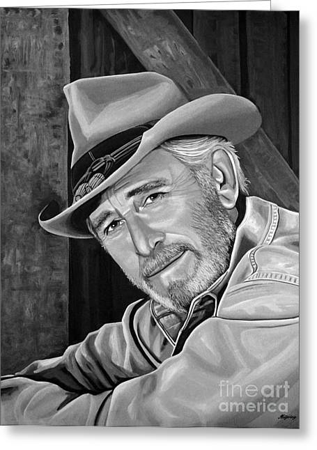 Vince Greeting Cards - Don Williams Greeting Card by Meijering Manupix