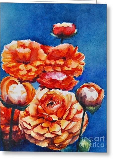 Andrea Timm Greeting Cards - Dont Fade Away Greeting Card by Andrea Timm