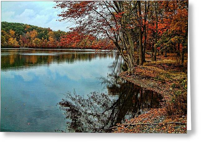 Millbury Greeting Cards - Dorothy Pond Millbury MA Greeting Card by Mike McCool